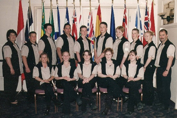 2001 Youth Team Alberta