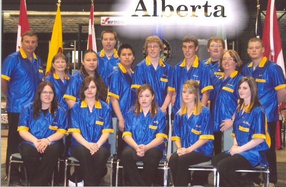 2007 Youth Team Alberta